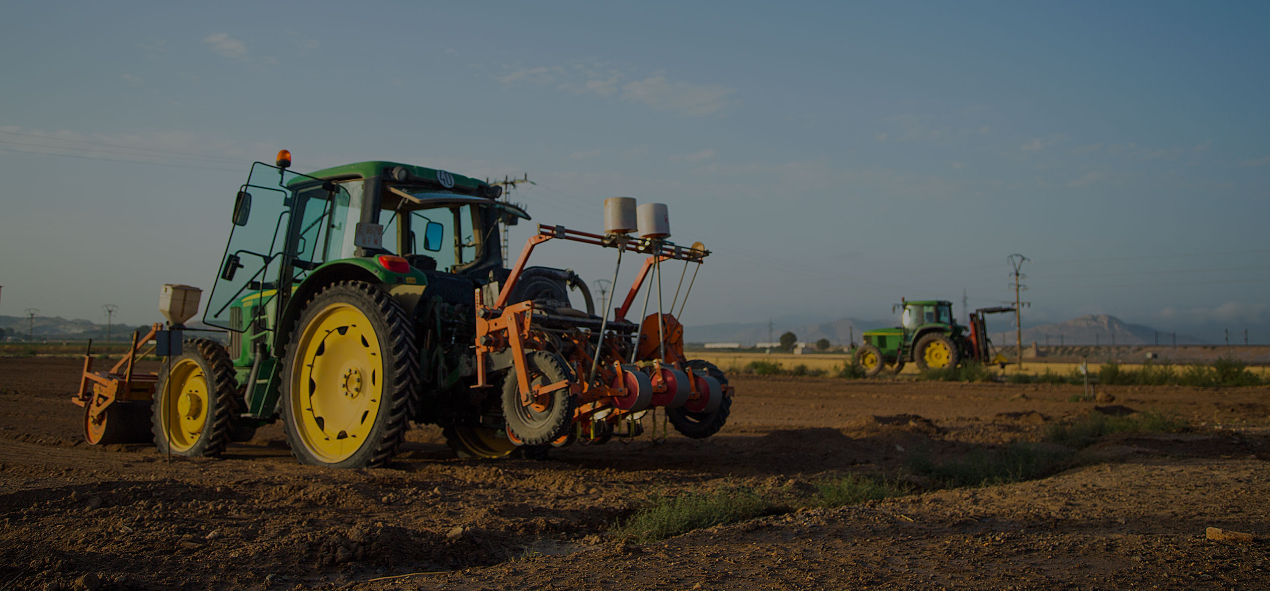 Somos agricultores