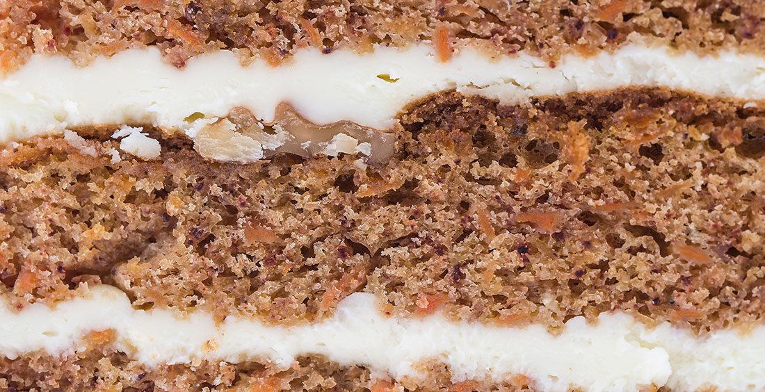 Aprende la receta del pastel de zanahoria