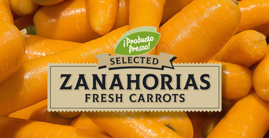 zanahoria de zanemi - elegir la mejor zanahoria del mercado